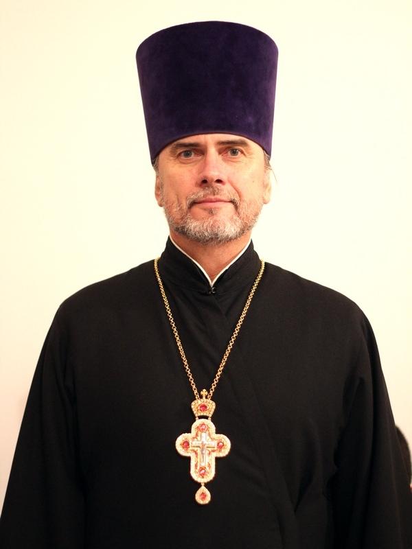 о. Сергий Наливайко